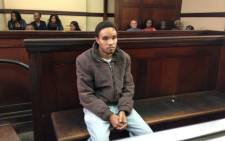 FILE: Carlos Higuera in the dock at the Joburg Magistrates Court. Picture: Masego Rahlaga/EWN.