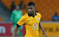 Kaizer Chiefs' George Lebese. Picture: George Lebese official Facebook page.