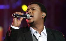 The winner of SA Idols Season 9, Musa Sukwene.  Picture: Supplied