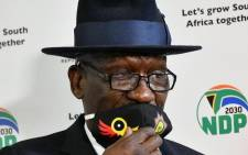 Minister of Police Bheki Cele. Picture: GCIS.