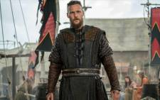 Ubbe - played by Jordan Patrick Smith - is the oldest son of Ragnar and Aslaug in 'Vikings'. Picture: Netflix.