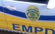 Ekurhuleni Metro Police Department. Picture: EWN.