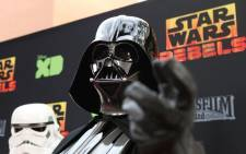 FILE: Darth Vader and Stormtroopers arrive at the Disney XD's 'Star Wars Rebels' Season 2 finale event at Walt Disney Studios at Walt Disney Studios on 28 March 2016 in Burbank, California. Picture: AFP