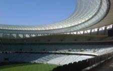 FILE: The Cape Town Stadium. Picture: EWN.