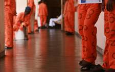 Inmates at the Mangaung Correctional Centre stabbed two prison officials and a fellow convict.