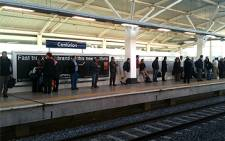 FILE: Technical problems have led to the suspension of Gautrain services between Rosebank and Sandton.