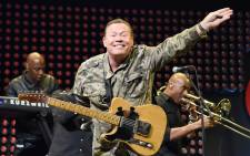 FILE: Musician Ali Campbell of UB40 performs on stage during the iHeart80s Party 2017 at SAP Center on 28 January 2017 in San Jose, California. Picture: AFP.