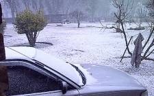 FILE: Snow, heavy rain and gale force winds are expected in parts of the province. Picture: Richard Saville/iWitness.