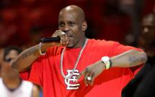 FILE: Rapper DMX performs in 2017 in Chicago, Illinois. Picture: AFP.