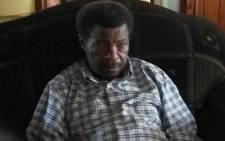 The late Peter Mathebula. Picture: Thembi Rachel Mathebula/Facebook