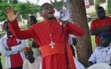 FILE: Nigeria's Cardinal John Onaiyekan. Picture: AFP