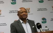 FILE: Public Service and Administration Minister Senzo Mchunu. Picture: EWN.
