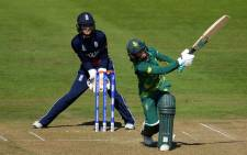 FILE: The Proteas women took the fight against England on 18 July 2017. Picture: Twitter/@CSA