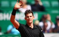 FILE: Dominic Thiem. Picture: @ThiemDomi/Twitter