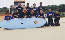 Waves for Change offers surf therapy for differently abled children and young people from disadvantaged communities. Picture: @WavesforChange/Facebook.com.