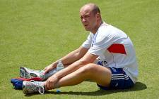 England batsman Jonathan Trott has left the 2013 Ashes Tour to deal with a stress-related illness. Picture: AFP.