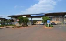 Thelle Mogoerane Regional Hospital in Vosloorus. Picture: Facebook.com