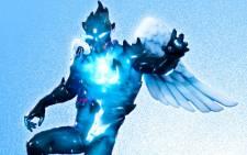 The L'Enfant Bleu  Fortnite character. Picture: https://enfantbleu.org/
