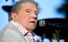 FILE: This undated file photo shows late US singer Jerry Lee Lewis. Picture: AFP