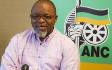 ANC Secretary General Gwede Mantashe. Picture: Facebook.