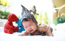 A crying baby. Picture Pixabay.com