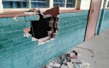 Esithebeni Primary School in Soweto was broken into on Friday night, 4 October 2019, and over R3 million worth of equipment was stolen. These include office computers, computer lab equipment and learners' smart boards. Picture: Supplied