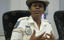 FILE: JMPD's Edna Mamonyane says they did not check provincial licensing stations. Picture: City of Johannesburg.org.za