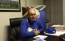 FILE: Nelson Mandela Bay Municipality's new Mayor Athol Trollip. Picture: Xolani Koyana/EWN.