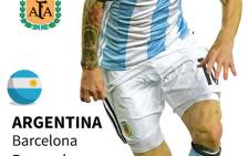 Profile of Argentine football star Lionel Messi, who has announced his retirement from international competition.