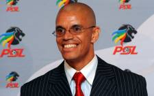 Former Safa referee Ace Ngcobo. Picture: Twitter/@Official_PSL