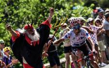 Tour de France - which takes place in June and July - is one of the last major global sporting events that has not yet been cancelled or postponed. Credit: AFP
