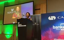 UCT Vice-Chancellor Mamokgethi Phakeng says maths and science are the foundation for research and fundamental services in the country. Picture: Ahmed Kajee/EWN.