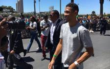 Over two dozen Olympic and Paralympic athletes are being honoured by the City of Cape Town for their Rio performances, including world champion Wayde van Niekerk and Paralympic superstar Hilton Lanfenhoven.Picture: Picture: Carl Lewis/EWN
