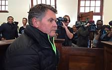FILE: Property Mogul Jason Rohde appears in court for his bail hearing. Picture: Anthony Molyneaux/EWN.