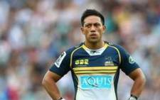 Brumbies player Christian Lealiifano. Picture: Twitter/@CLealiifano