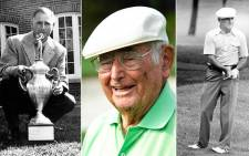 'Errie' Ball, the last surviving golfer from the inaugural Masters Tournament in 1934. Picture: Facebook.com