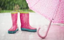 Rain boots and umbrella. Picture: Pixabay.com