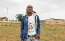 Godfrey Skosana, the Freedom Front Plus candidate for ward 23, in the Elias Motsoaledi Local Municipality in Limpopo. Picture: Supplied