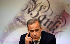 Bank of England Governor Mark Carney. Picture: Facebook.