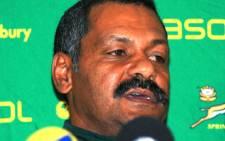 Springbok coach Peter de Villiers. Picture: Jeff Ayliffe/Eyewitness News