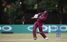 Chris Gayle will make a return to Windies colours for the first two one-day internationals against England. Picture: @windiescricket/Twitter