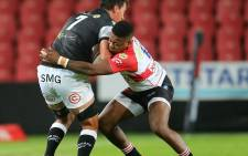 Xerox Lions against the Cell C Sharks on Saturday, 19 December 2020. Picture: @LionsRugbyCo/Twitter