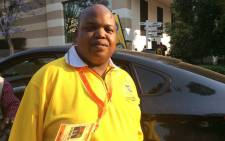 President of the ANCYL Collen Maine. Picture: @ANCYLhq.