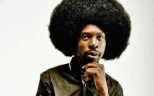 Musician Thulani Ngcobo, popularly known as Pitch Black Afro. Picture: Facebook.com