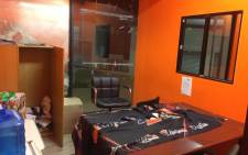 Five armed men robbed community radio station, Westside FM in the early hours of Sunday, 22 August 2021. Picture: Supplied