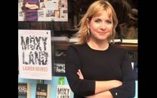 Author Lauren Beukes. Picture: Lauren Beukes/Facebook.