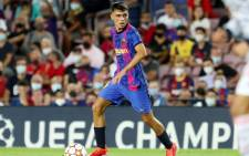 FC Barcelona player, Pedro Gonzalez 'Pedri'. Picture: @FCBarcelona/Twitter.
