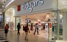 Edgars store. Picture: EWN