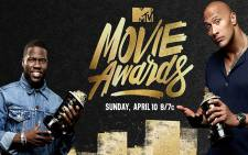 "The 25th annual MTV Movie Awards kicked off with one helluva opening, thanks to cohosts Dwayne ""The Rock"" Johnson and Kevin Hart. Picture: MTV Facebook page"