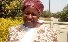 Elizabeth Chada has been banned from entering South Africa after overstaying her visit in 2018 because of her critically ill son, Allan. Picture: Supplied.